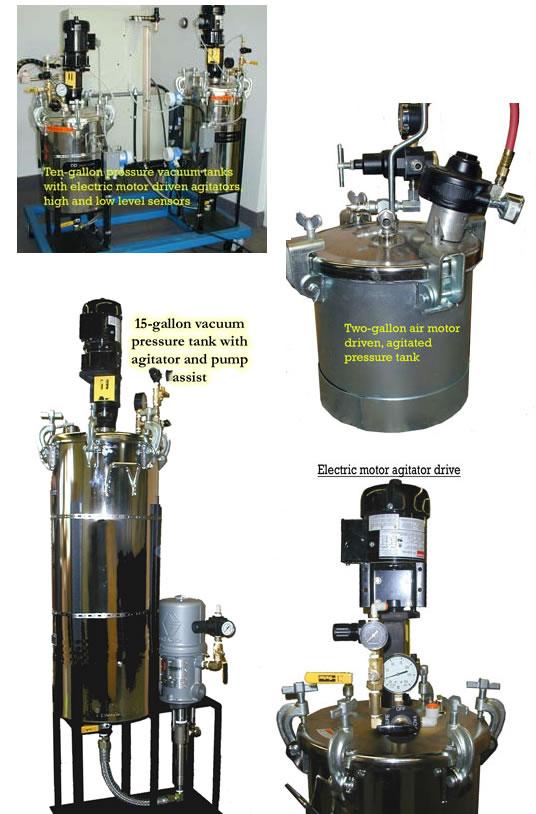 vacuum tanks